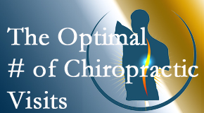 It's up to you and your pain as to how often you see the Burlington and Hamilton chiropractor.