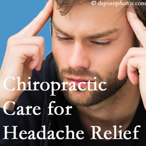 Spinal Care Clinic offers Burlington and Hamilton chiropractic care for headache and migraine relief.