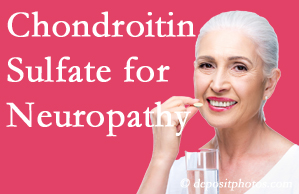 Spinal Care Clinic shares how chondroitin sulfate may help relieve Burlington and Hamilton neuropathy pain.