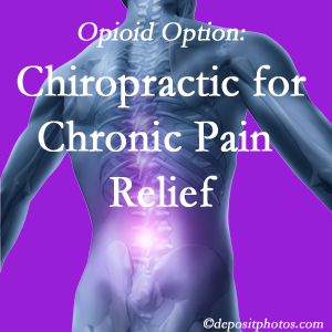 Instead of opioids, Burlington and Hamilton chiropractic is valuable for chronic pain management and relief.
