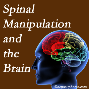 Spinal Care Clinic [presents research on the benefits of spinal manipulation for brain function.