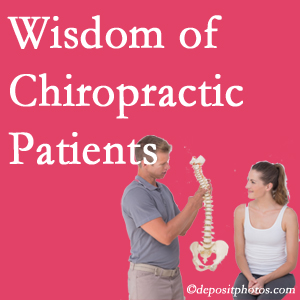 Many Burlington and Hamilton back pain patients choose chiropractic at Spinal Care Clinic to avoid back surgery.